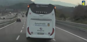"Video Anas on the road ""Nasce l'Autostrada del Mediterraneo"""