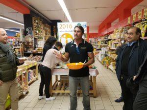 Muscoli e alimentazione sana, l'esempio di Alessandro Galli conquista Soverato