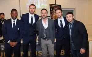 Juventus club doc Borgia superstar