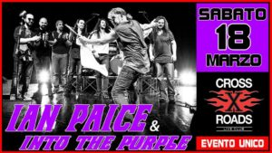 Musica, gli Into The Purple in tour con Ian Paice