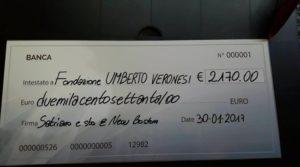 Davoli – Successo per la serata di beneficenza in favore della Fondazione Veronesi