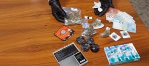 Chiaravalle – Cocaina e marijuana in casa, 29enne arrestato