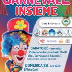 """Soverato – Il 25 e 26 Febbraio la terza edizione di """"Carnevale Insieme"""""""
