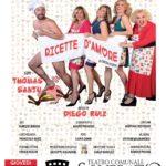 """Teatro Soverato – Giovedì 16 Marzo """"Ricette d'Amore"""""""