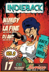 Indieback Volume II°: Alternative rock made in Calabria