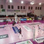 Il Volley Soverato liquida il Cisterna in tre set