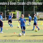 A Santa Caterina della Jonio il Corso Allenatore di Giovani Calciatori-UEFA Grassroots C Licence