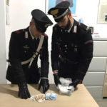 Sorpresi in auto con 95 grammi di cocaina, due giovani arrestati