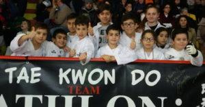 TaeKwonDo: podio a Pentone per l'Athlon