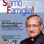 Martedì 7 febbraio Don Pascual Chavez Villanueva a Soverato