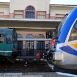 Abbandonano motozappa sui binari, treno rischia il deragliamento