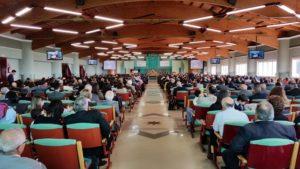Sabato 25 e domenica 26 marzo l'Assemblea dei Testimoni di Geova