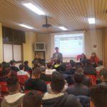 Anas incontra gli studenti nel progetto triennale di alternanza scuola-lavoro del Consorzio Elis