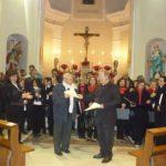 Lamezia Terme – Il Coro Polifonico diretto da don Pino Latelli alla festa di San Giuseppe