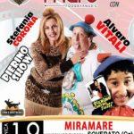 Domenica 19 Marzo show di Alvaro Vitali al Miramare di Soverato