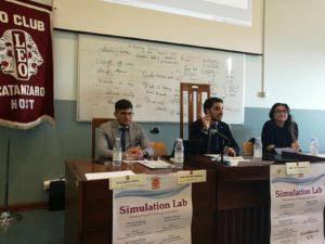 """""""Simulation Lab"""": il Leo Club Catanzaro Host all'UMG per parlare di Trading Finanziario"""