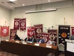 """Ospitato dal Leo Club di Cosenza """"Marlena Parisi"""" il terzo Interclub d'Area Calabria"""