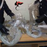 Nascondeva oltre 4 chili di marijuana, 31enne arrestato