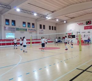 Volley Soverato prepara la sfida contro la Delta Trentino