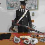 Chiaravalle – Armi, droga e banconote false. Arrestato 27enne
