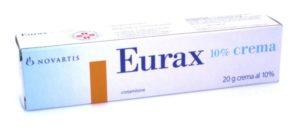 """Ritiro straordinario lotti specialità medicinale dermatologico """"Eurax Crema"""""""