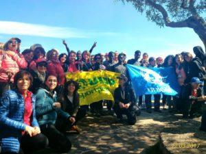 Successo per la camminata che UISP e UNICEF hanno realizzato a Stalettì e Squillace