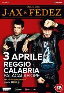 Cresce l'attesa per unica tappa in Calabria del tour di J-Ax & Fedez