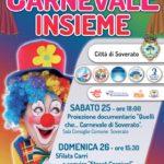 Cresce l'attesa per il Carnevale Insieme a Soverato domenica 5 marzo 2017