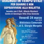 San Giorgio Morgeto e Soverato uniti in un ponte di prevenzione del tumore alla mammella