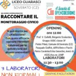 "Open Data Day del Liceo Scientifico statale ""A. Guarasci"" Soverato"