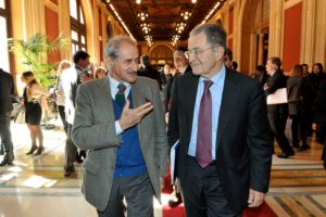 Soriero, Prodi e i suoi ex