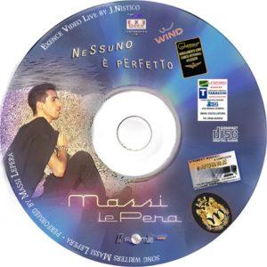 """""""Nessuno è perfetto"""", è uscito il primo disco di Massi Lepera"""