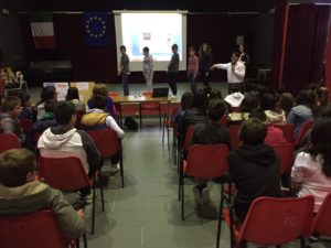"""Al """"Nicotera – Costabile"""" di Lamezia Terme gli studenti imparano l'ambiente con Arpacal"""