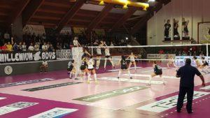 Il Volley Soverato conquista la semifinale dei playoff promozione serie A1