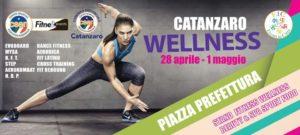 Dal 28 Aprile all'1 Maggio il primo Catanzaro Wellness!