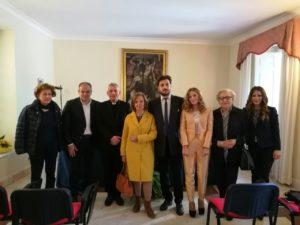 Crotone – Presentata la Confraternita dedicata alla Madonna di Capocolonna
