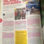La Cooperativa Zarapoti sul mensile Starbene con il Valentino Beach Club