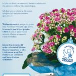 Il 22 e 23 Aprile i Fiori d'Azzurro. Coltiva il seme del rispetto. Scegli un fiore contro il bullismo