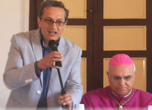 Arcivescovo Bertolone nomina Francesco Chiellino presidente azione cattolica di Catanzaro-Squillace