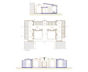 Ampliamento cimitero di Soverato, pubblicata la manifestazione di interesse per concessioni perpetue di edicole funerarie
