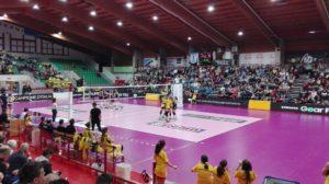 """Sconfitta in Lombardia per il Volley Soverato. Domenica al """"Pala Scoppa"""" gara 2 per allungare la serie"""