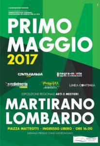 """Martirano Lombardo, nasce il """"Primo Maggio"""" martiranese"""