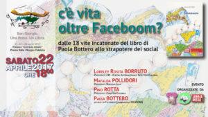 C'è vita oltre Faceboom? Sabato 22 aprile a Reggio il confronto sullo strapotere dei social
