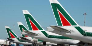 L'Alitalia, ovvero tre branchi di incapaci, anzi quattro