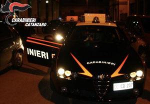 Controlli dei carabinieri, 5 denunce per guida in stato di ebbrezza nel catanzarese