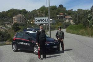 Davoli – Sorvegliato speciale sorpreso fuori territorio, arrestato