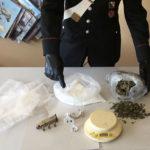 Scoperto deposito cocaina e marijuana in alcune case abbandonate