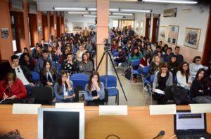 """Convegno """"25 anni tra i ragazzi per la legalità"""" organizzato da ITE Calabretta e Osservatorio FBS"""