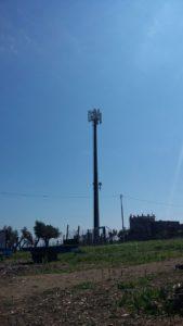 Misurati i campi elettromagnetici a Gagliato