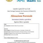 Si parla di Alienazione Parentale nel Santuario di San Francesco di Paola